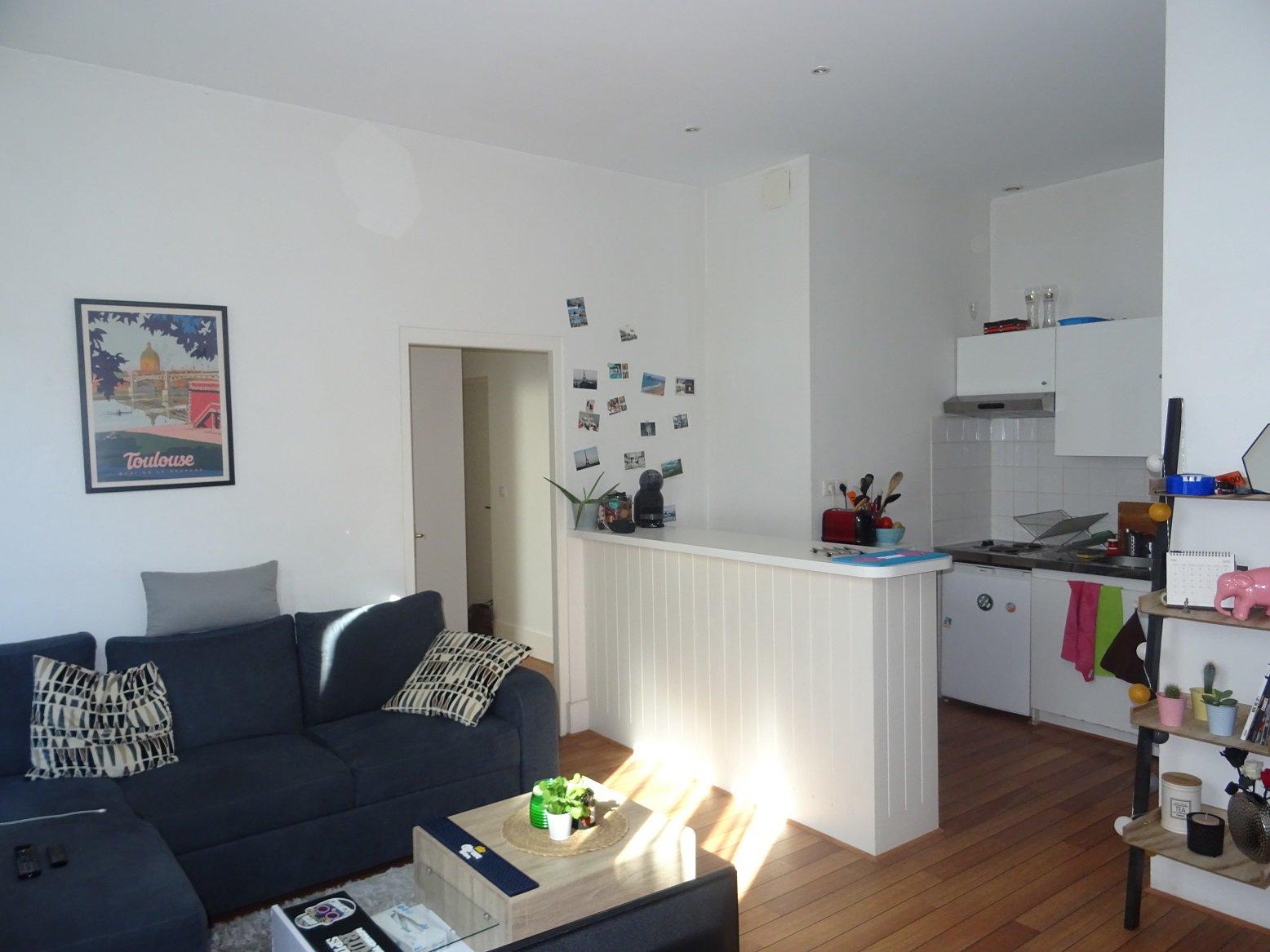 Busca, T2 de 41 m²