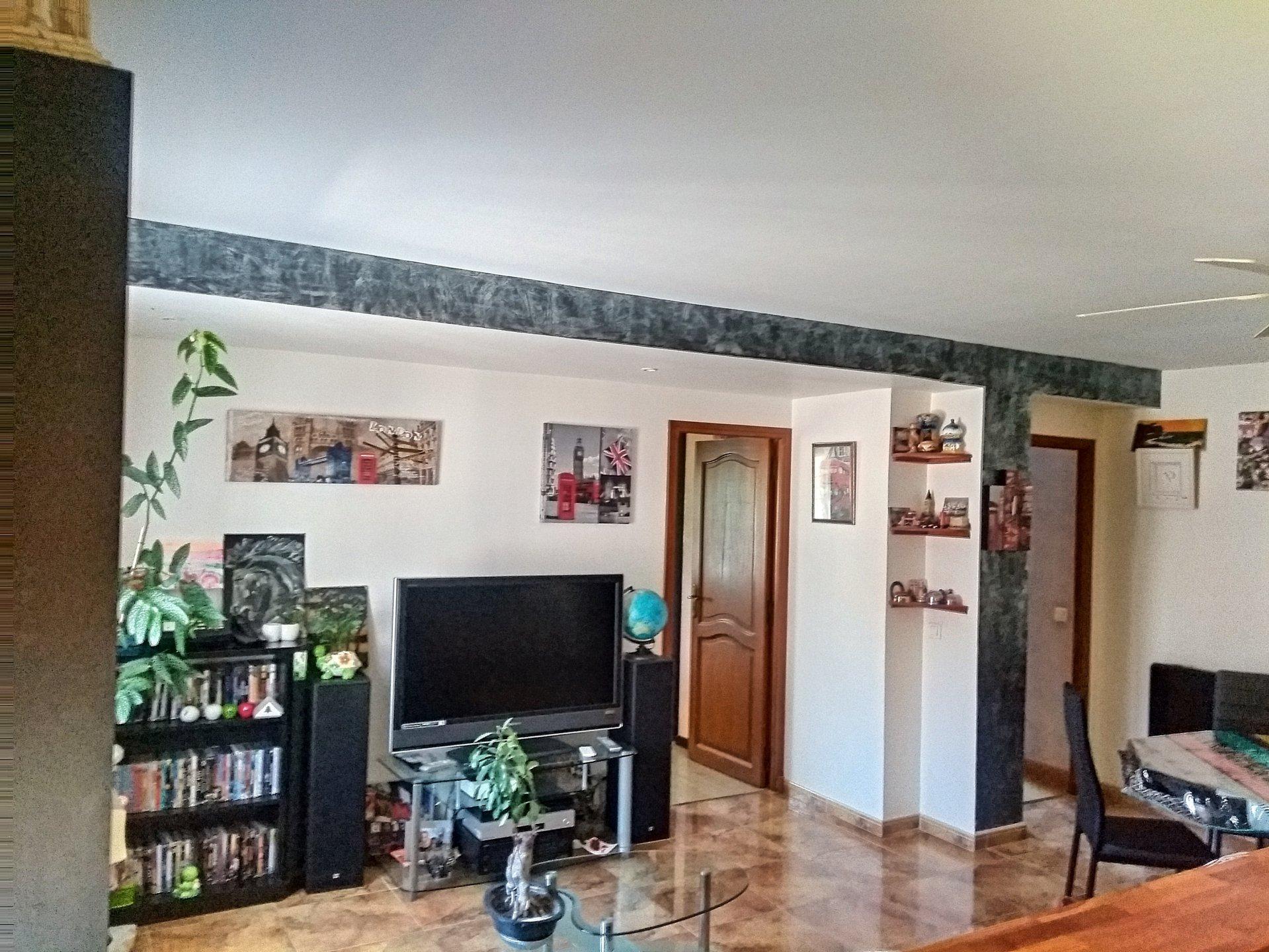 Bas de Villa - Appartement 66 m2 - Jardin 445 m2 - 06440 Blausasc