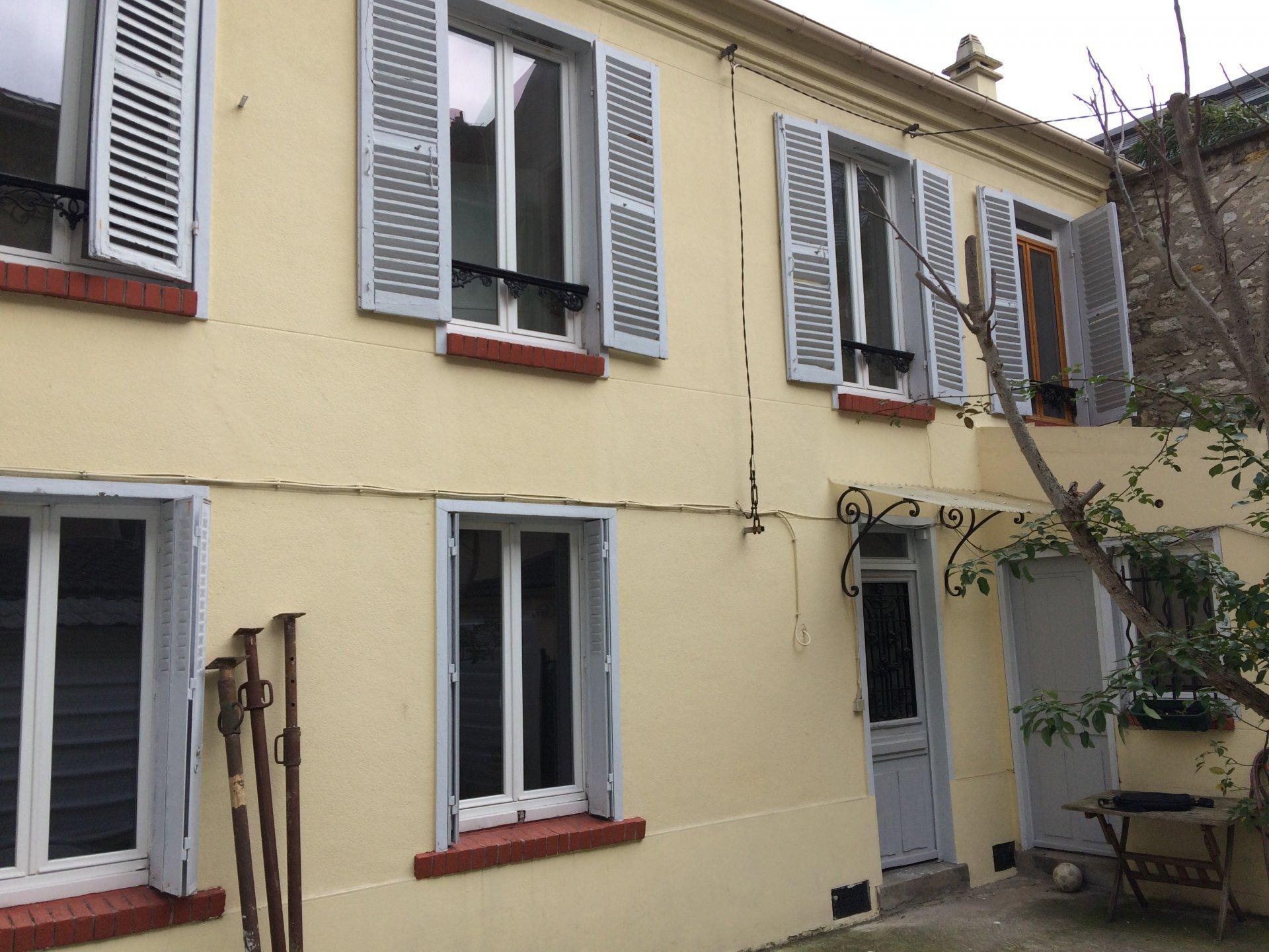 Location Maison de ville - Montrouge
