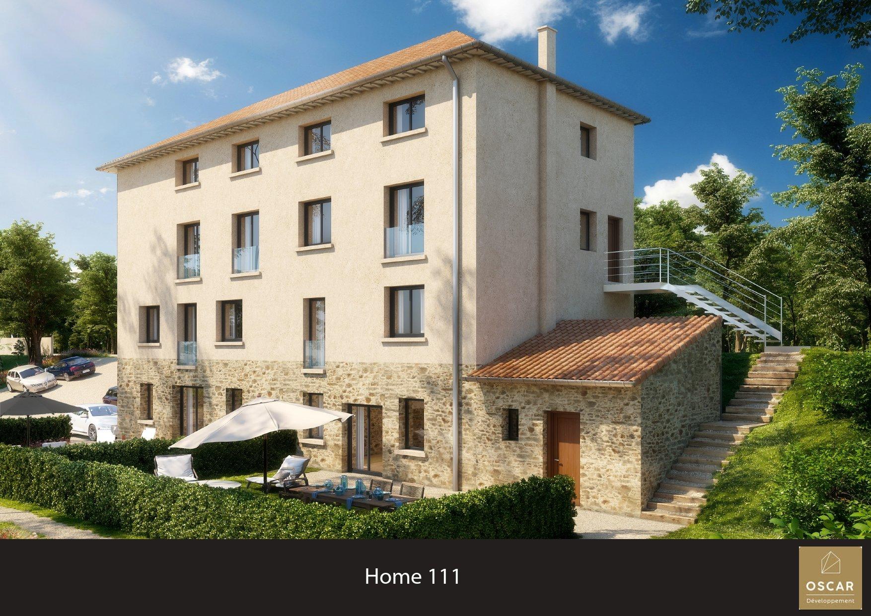 APPARTEMENT T5 DUPLEX 116 m² AVEC JARDIN