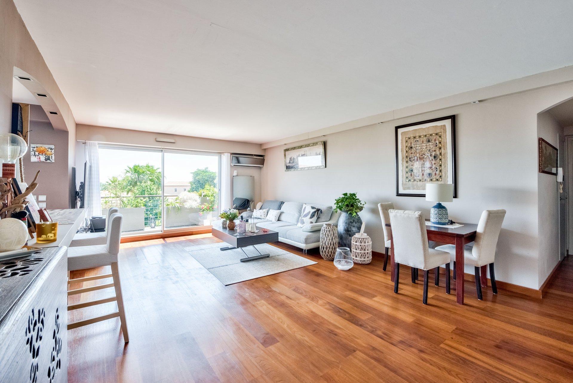 BIOT - La Chèvre d'Or - Apartment 4 rooms 107 m²- sea view