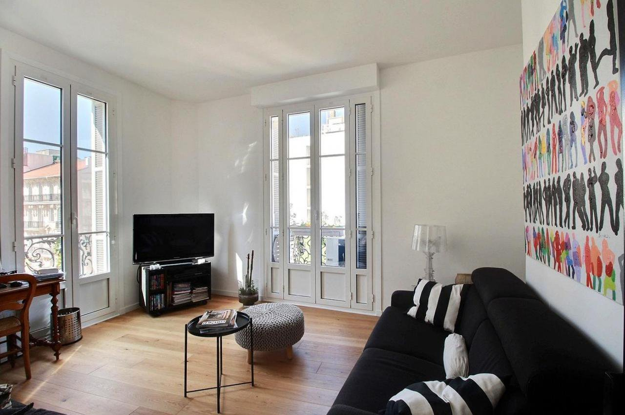 SALE Apartment 5 Rooms 116M² Nice Centre Beautiful Bourgeois