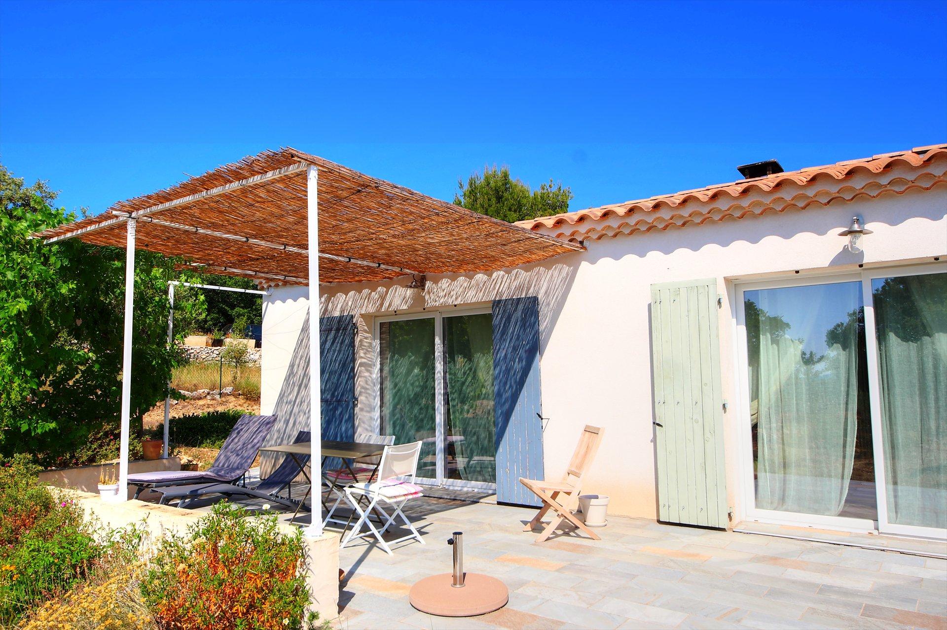 Maison récente avec jardin - Verdon Var Provence
