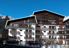 Chamonix center apartment
