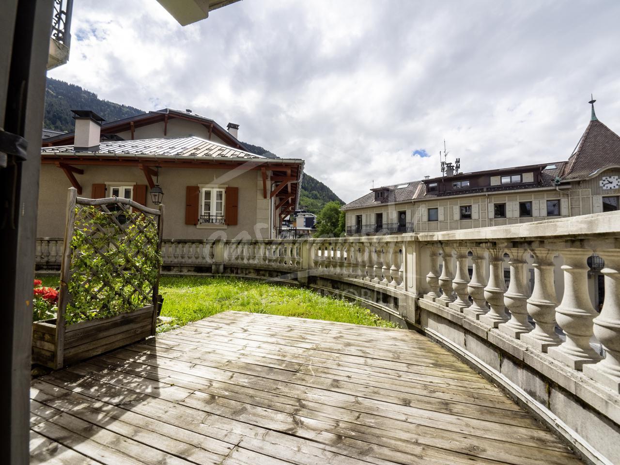 St Gervais les Bains- Alloggio 3 stanze con terrazzo