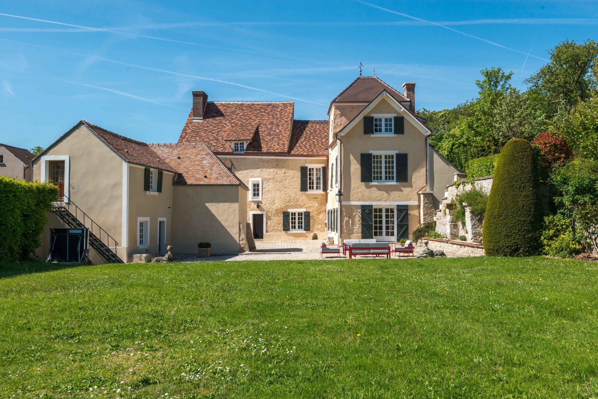 Vente Maison - L'Étang-la-Ville