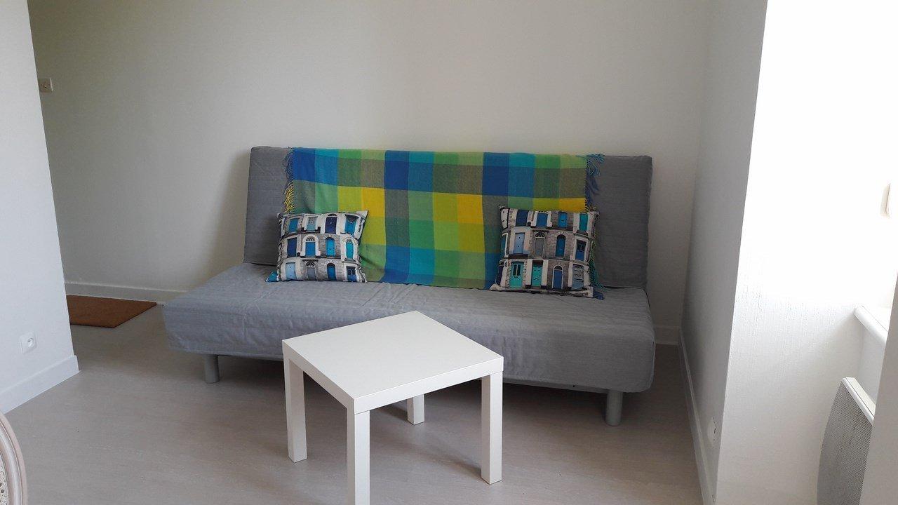 Meublé - Recouvrance-Studio avec lave-linge