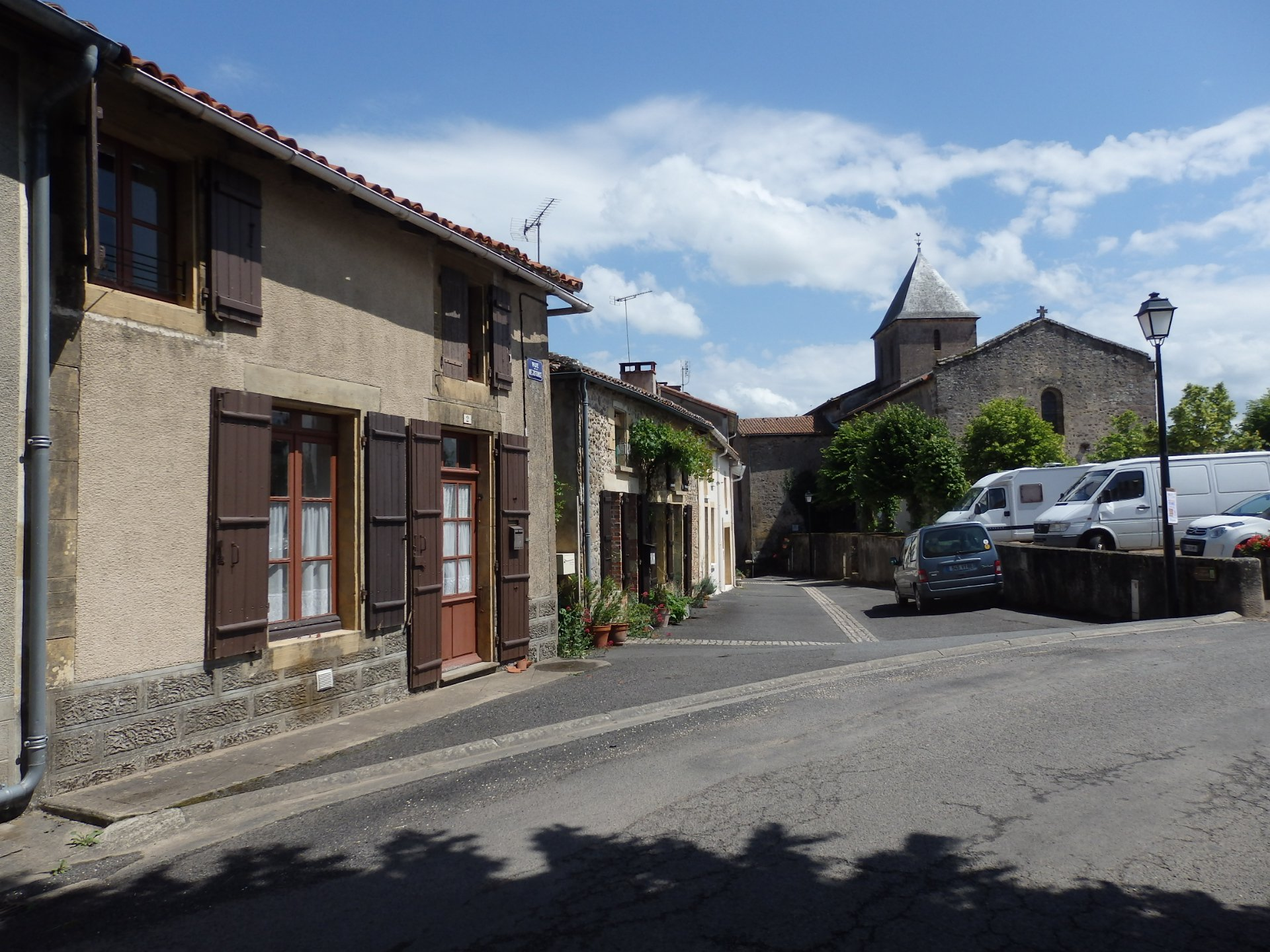 Pretty House  in Availles-Limouzine in the Vienne