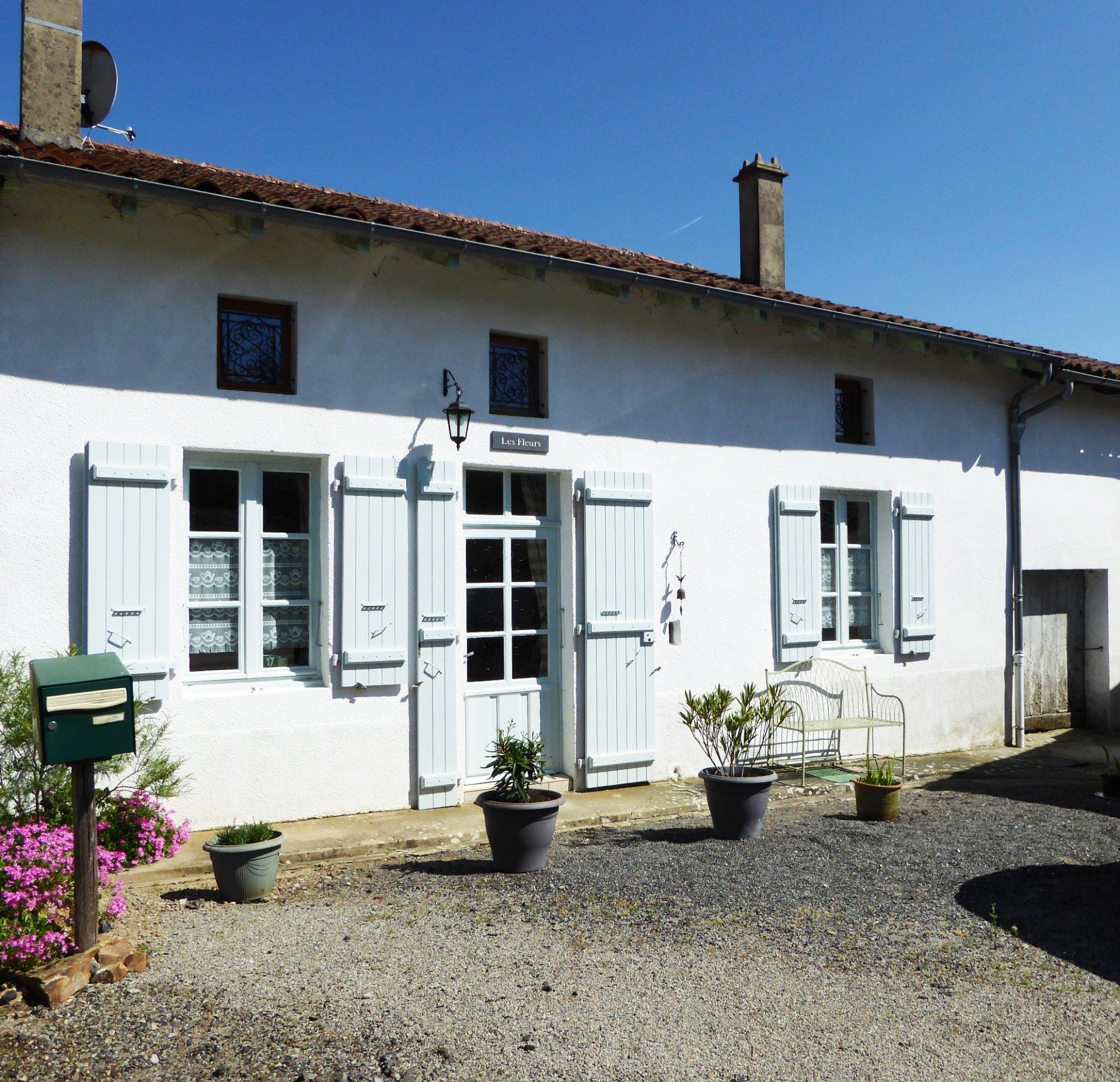 Exceptionnelle Maison - Mézières sur Issoire - Haute Vienne