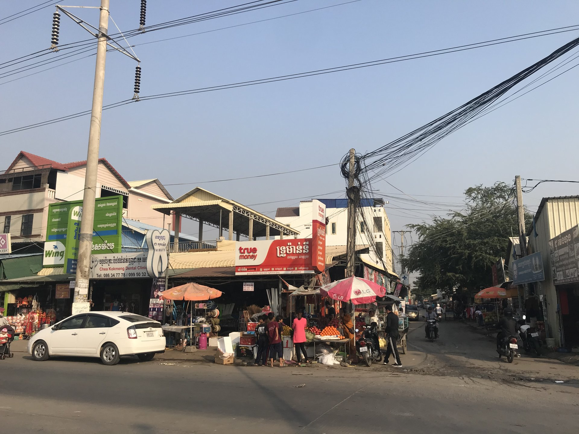 出售 商业用地 Sen Sok Phnom Penh Thmey