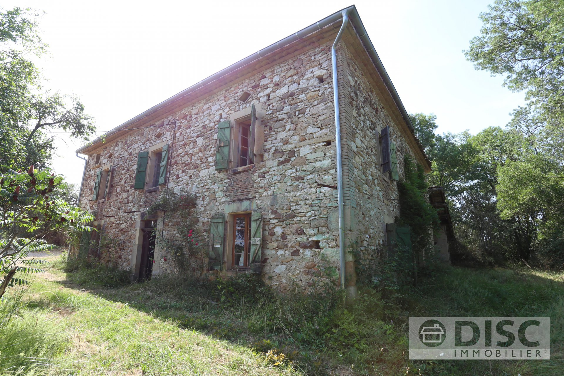 Sale Farm - Puycelci