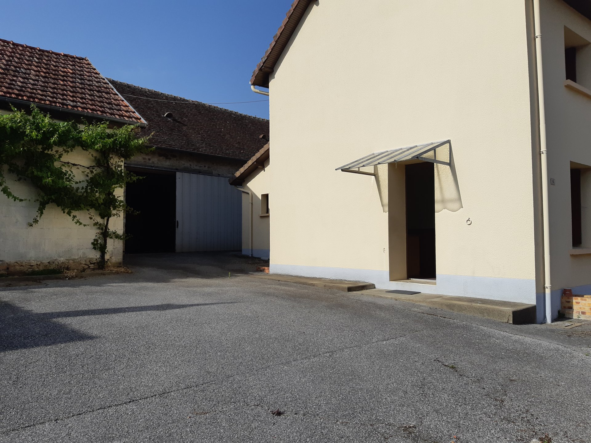 Maison de village sans travaux a 20 mn d' Alençon