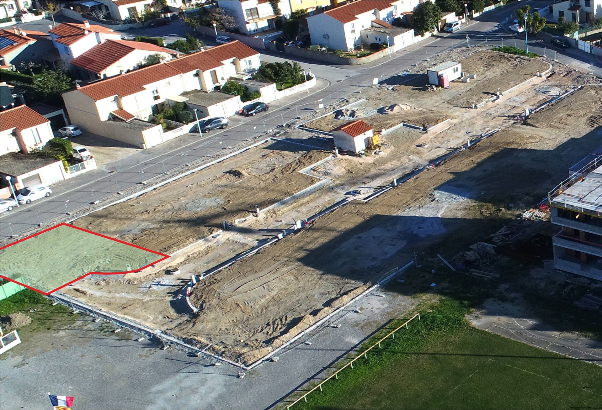Sale Building land - Le Soler