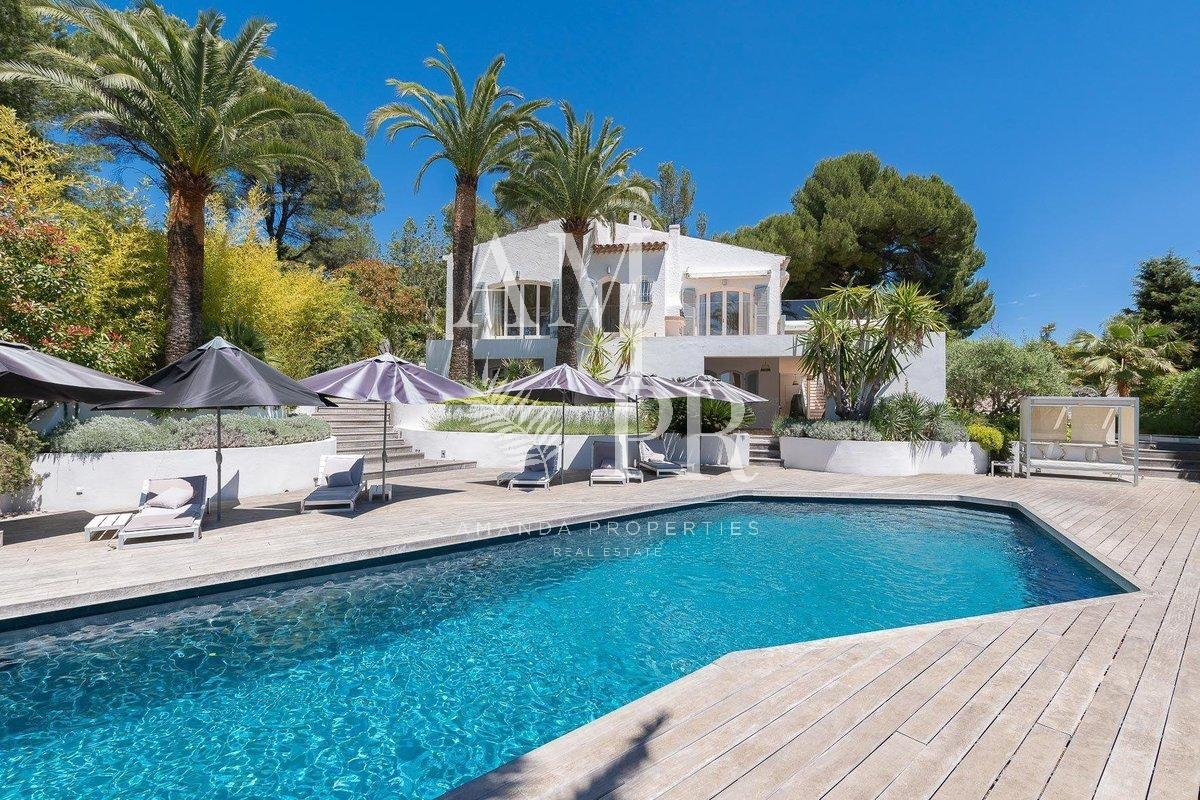 Property - Sea view - Hauteurs de Cannes