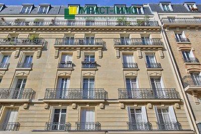 2 PIÈCES - HAUSSMANNIEN - GUY MOQUET - PARIS 17ÈME