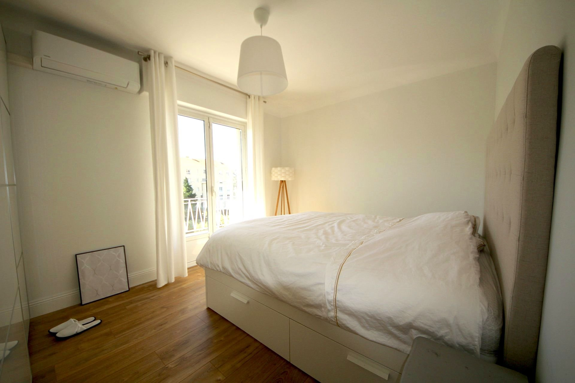 Cannes Basses Californie, beautiful  last floor 2 bedrooms apartment 70sqm and 28sqm terraces