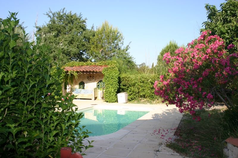 Charming 5 bedroom house La Val swimmingpool