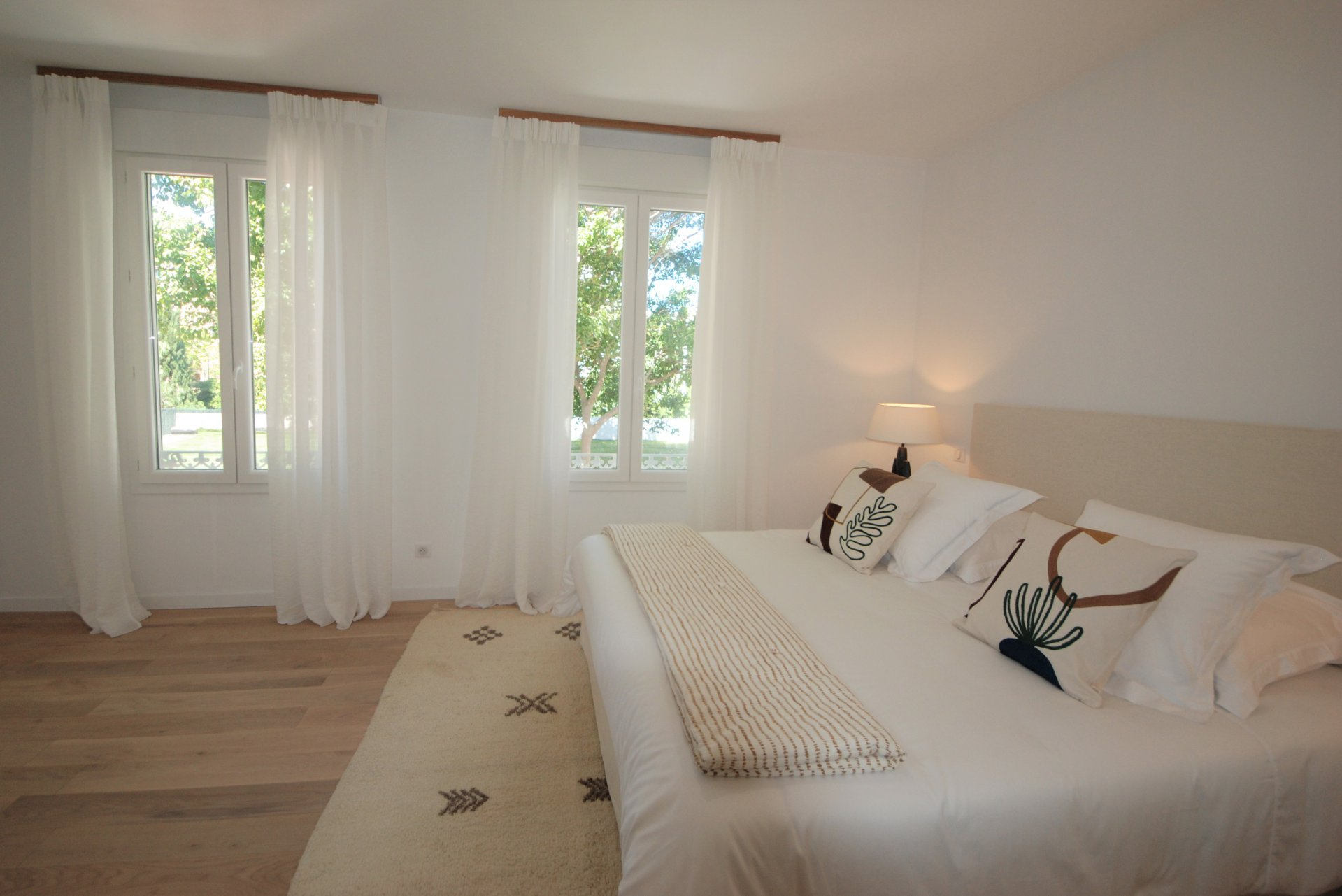 Exceptionnel / 3 bedroom House with terrace and garden / Cannes Palm Beach