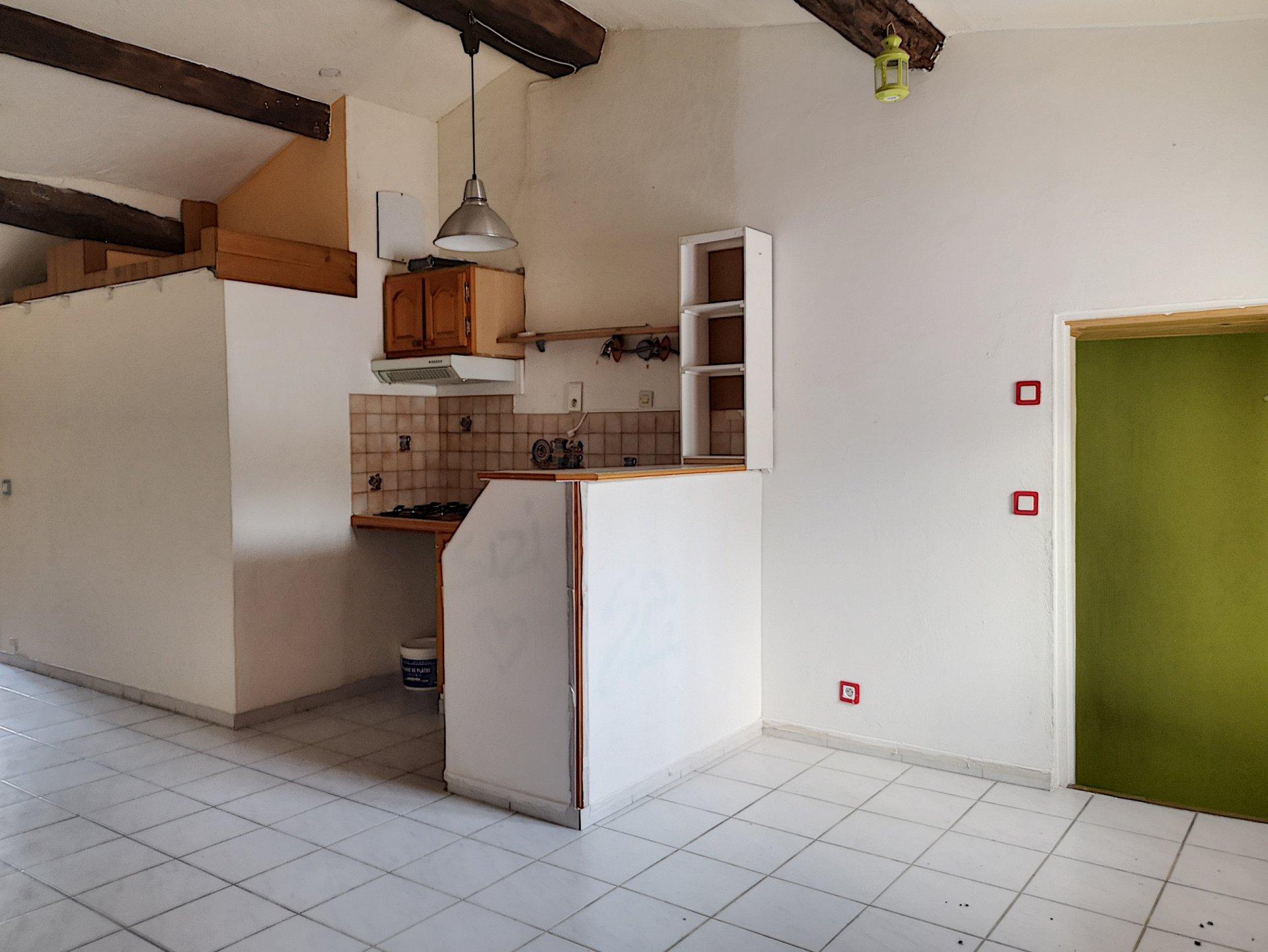 LE BROC (06510) - APPARTEMENT - STUDIO