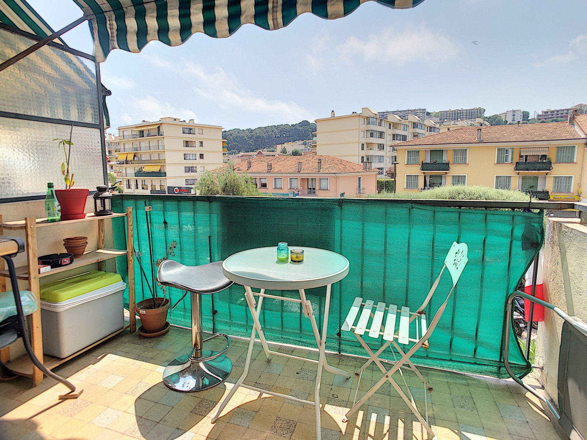 St laurent du Var- centre ville- Appartement 2/3P 59m2
