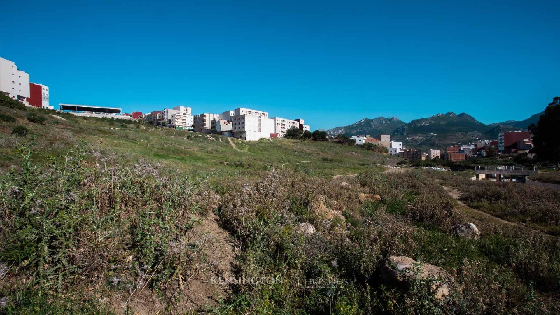 KPPM01239: Terrain Tetouan 3 Terrain constructible Tétouan Maroc