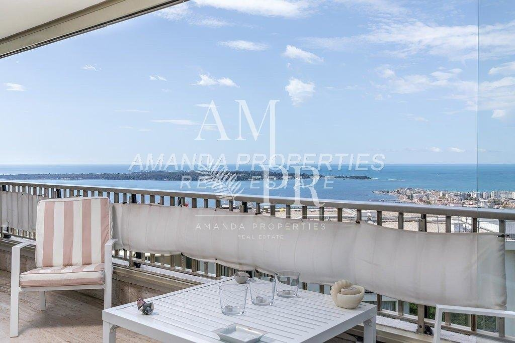 Outstanding apartment of 170 m2 at the heart of Cannes Californie
