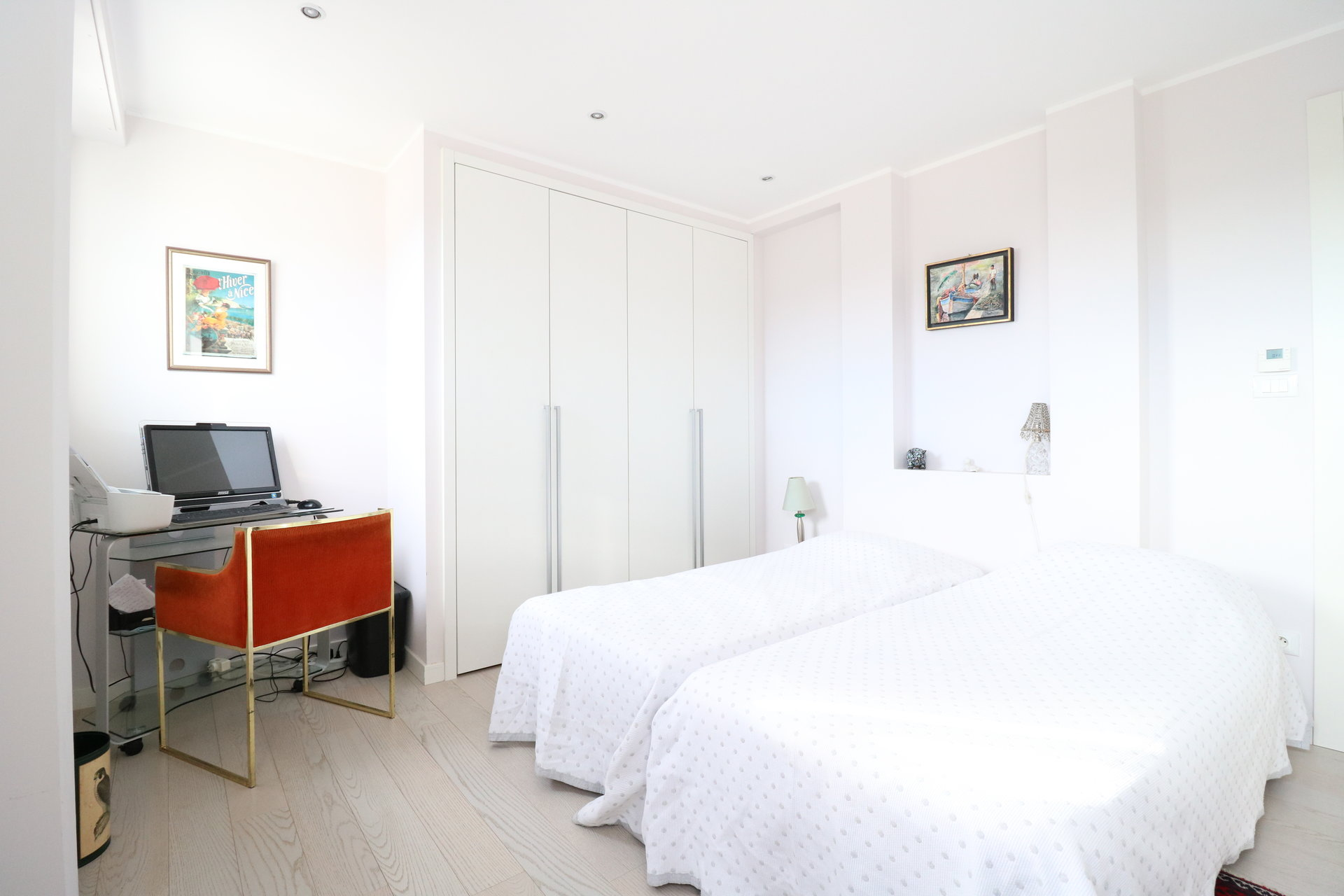 Superb 4 rooms with panoramic View - Nice Parc Impérial