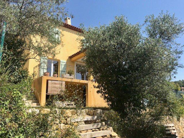 chateauneuf proche valbonne village, belle villa
