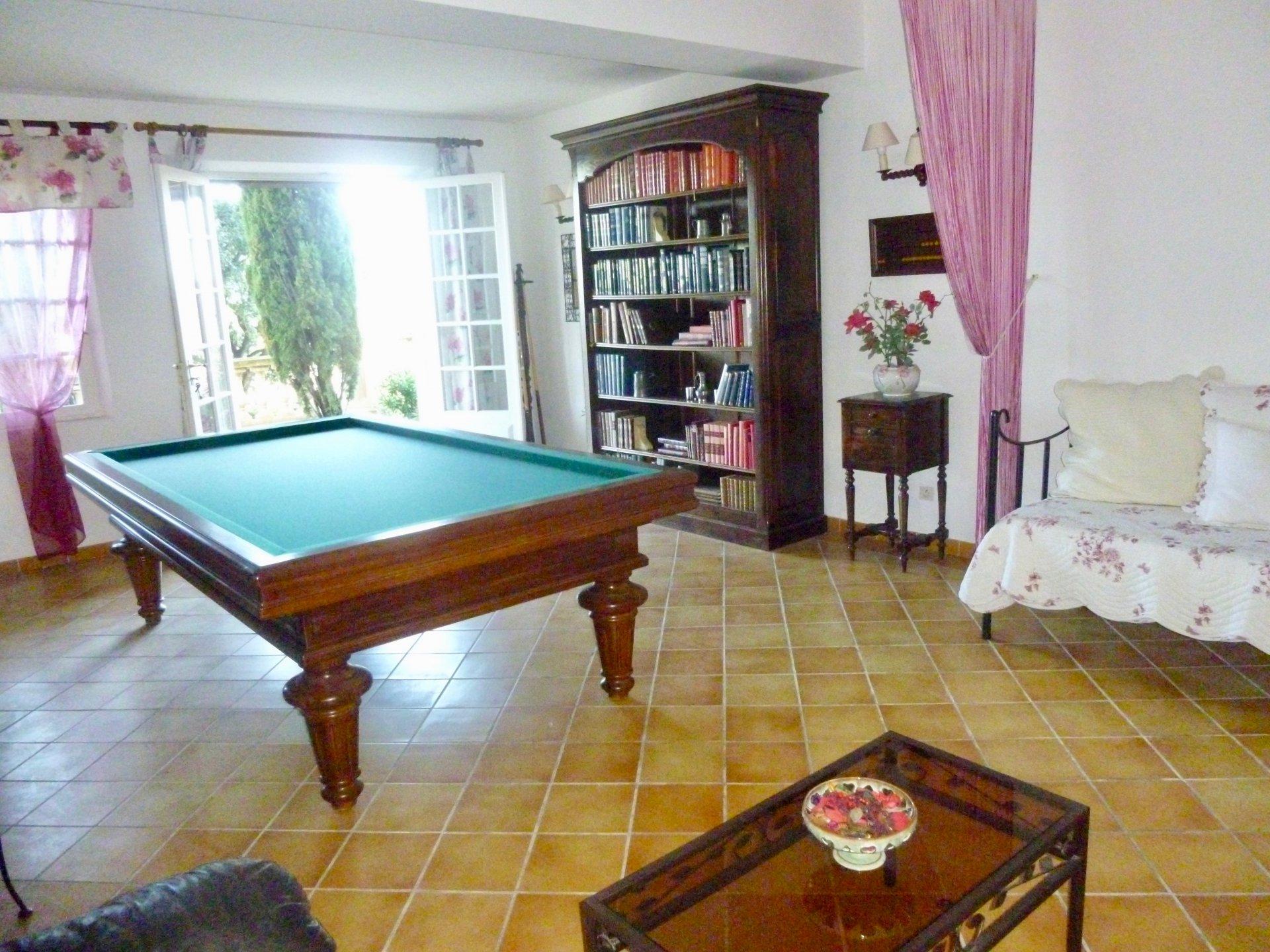 Villa à vendre superbe vue mer Sainte Maxime au Sémaphore