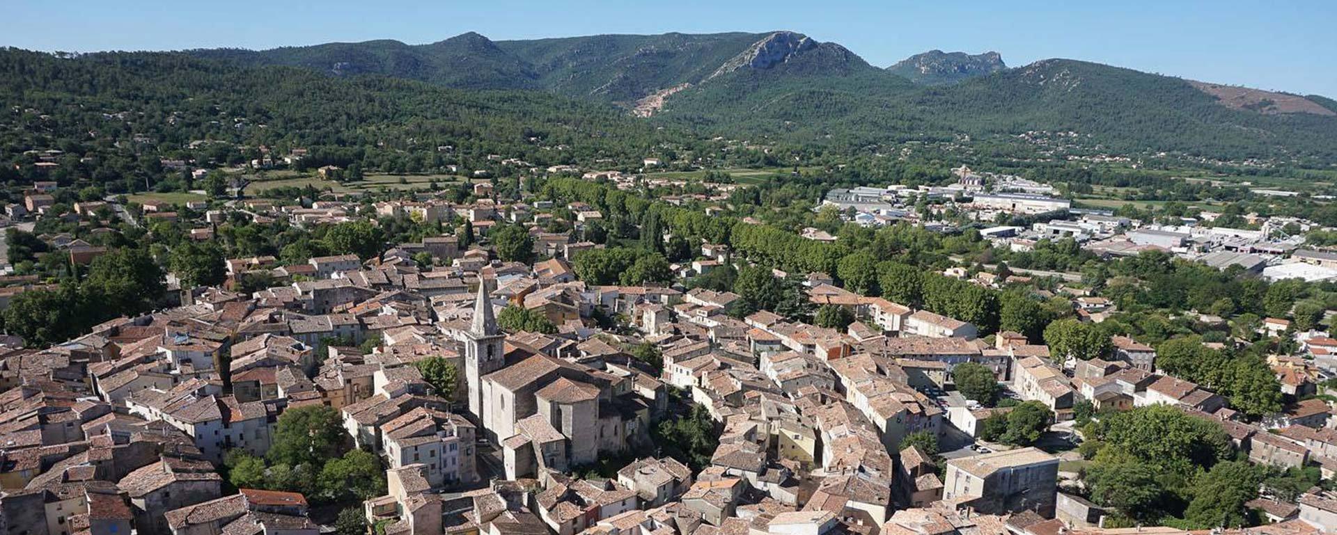 Brignoles, pleasant little house of village