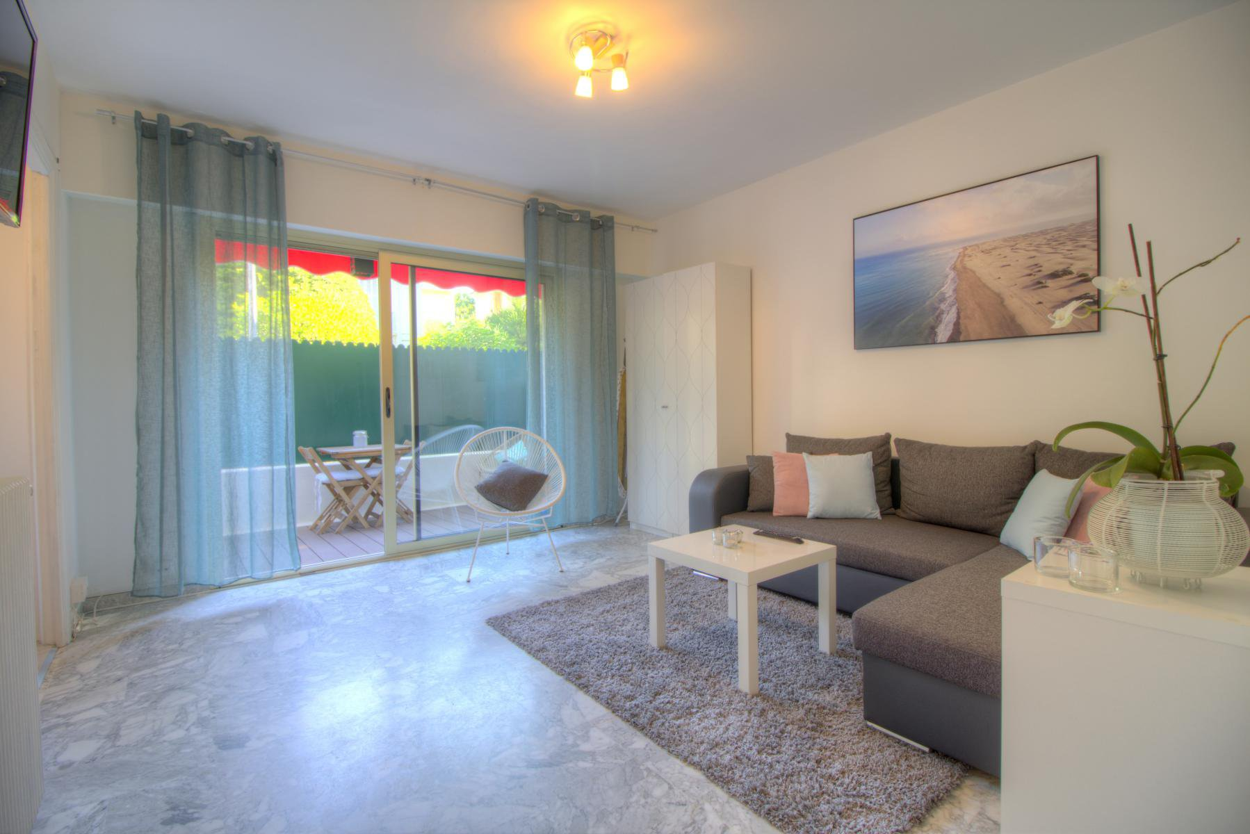 Location Appartement - Nice Chambrun