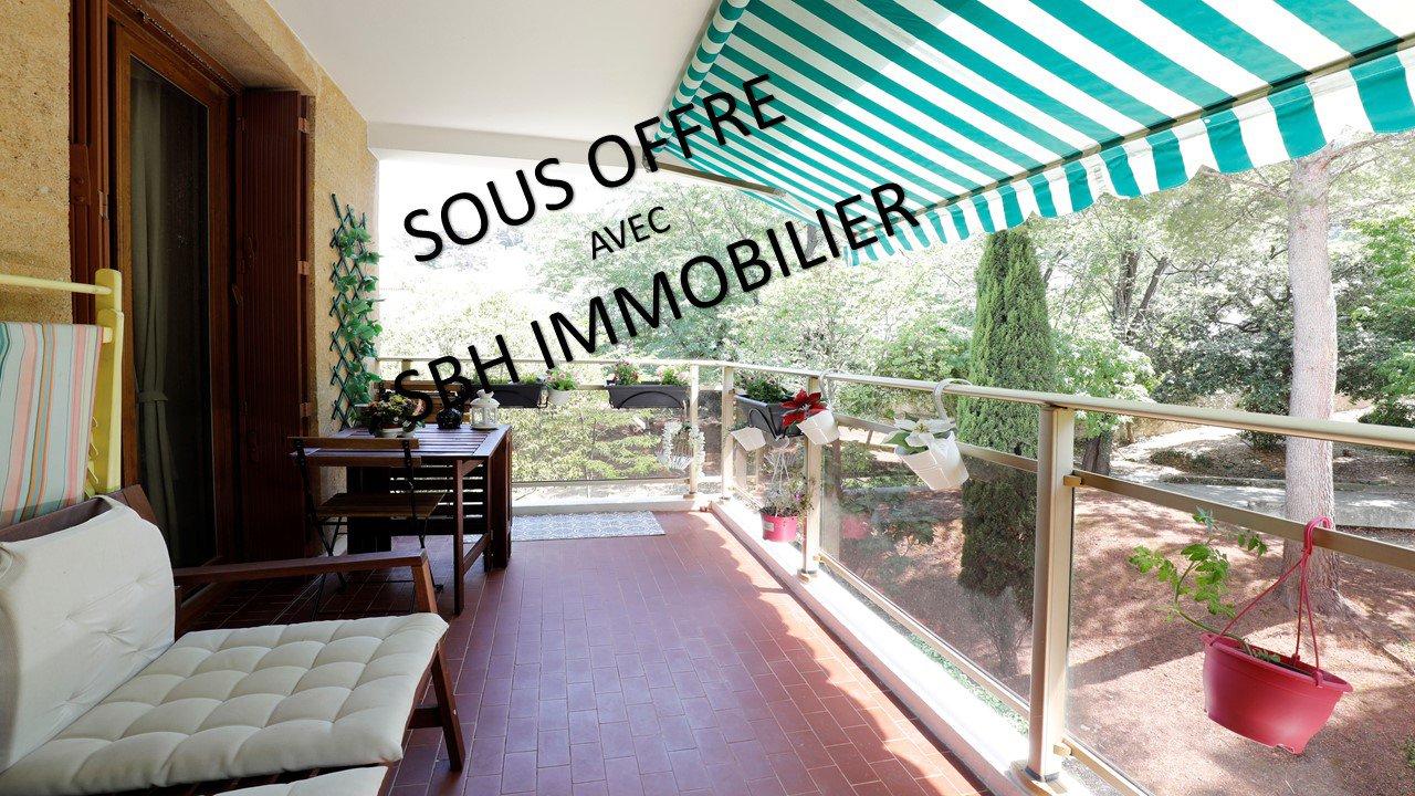 #SOUS COMPROMIS# T4 avec terrasse
