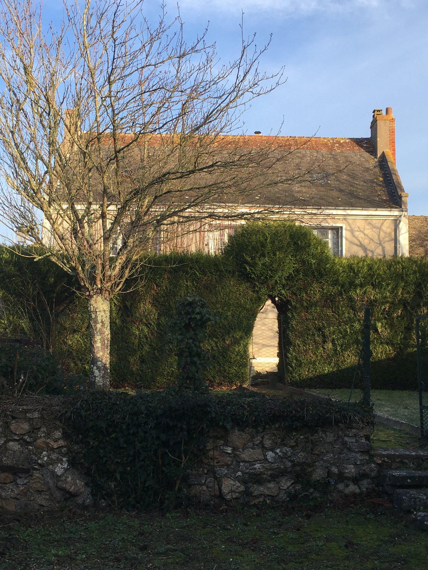Sale House - Avrille Les Ponceaux