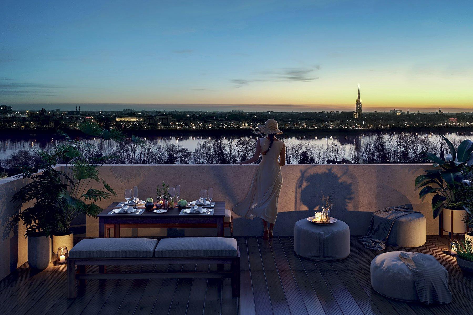 Vente Appartement - Bordeaux