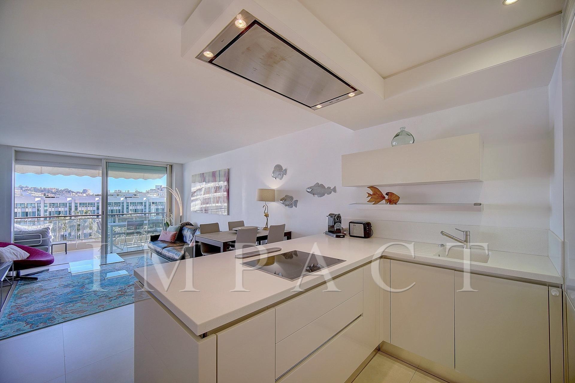 Apartment for sale Cannes Croisette Sea View