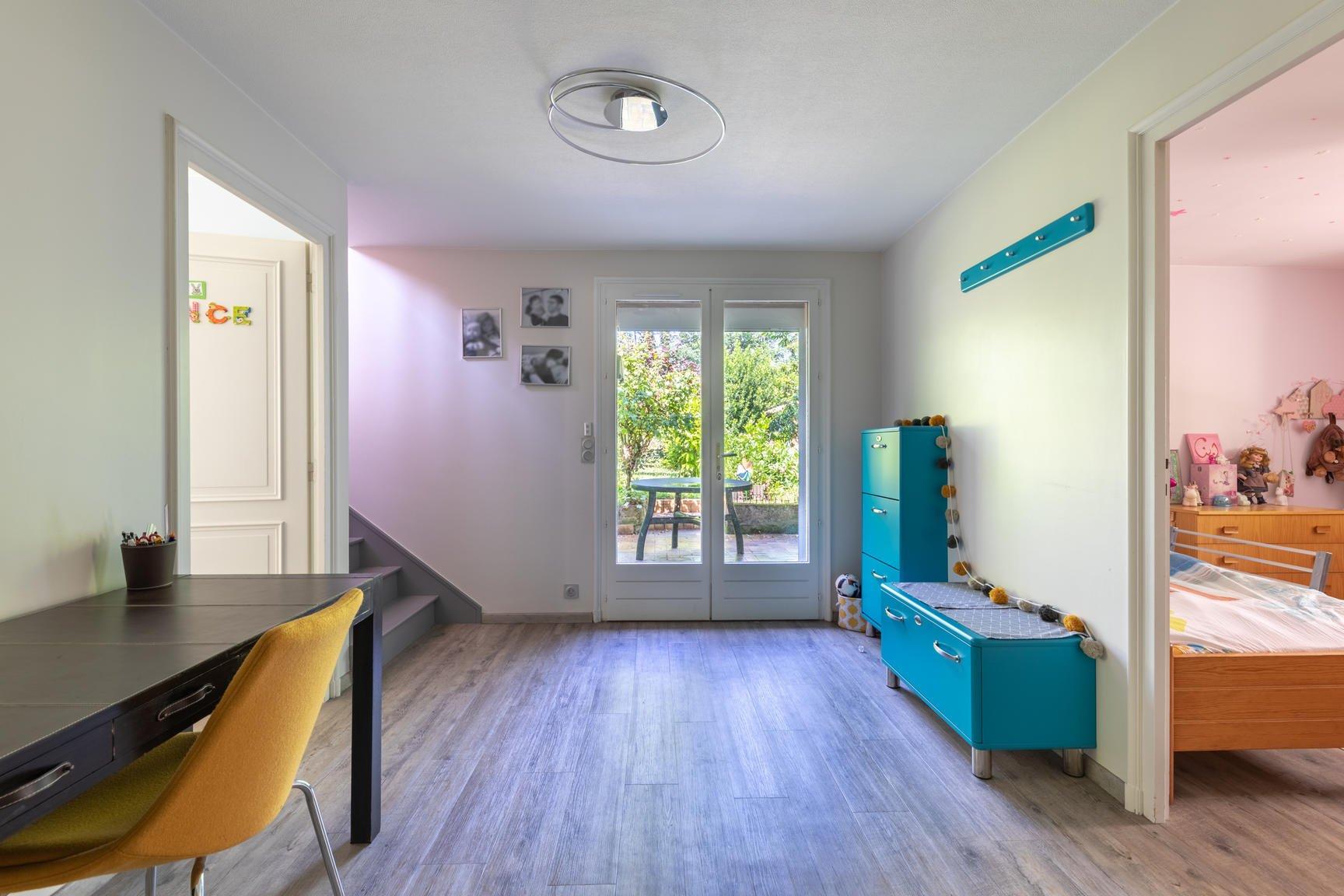 Agréable maison entièrement rénovée à Lyon 9ème