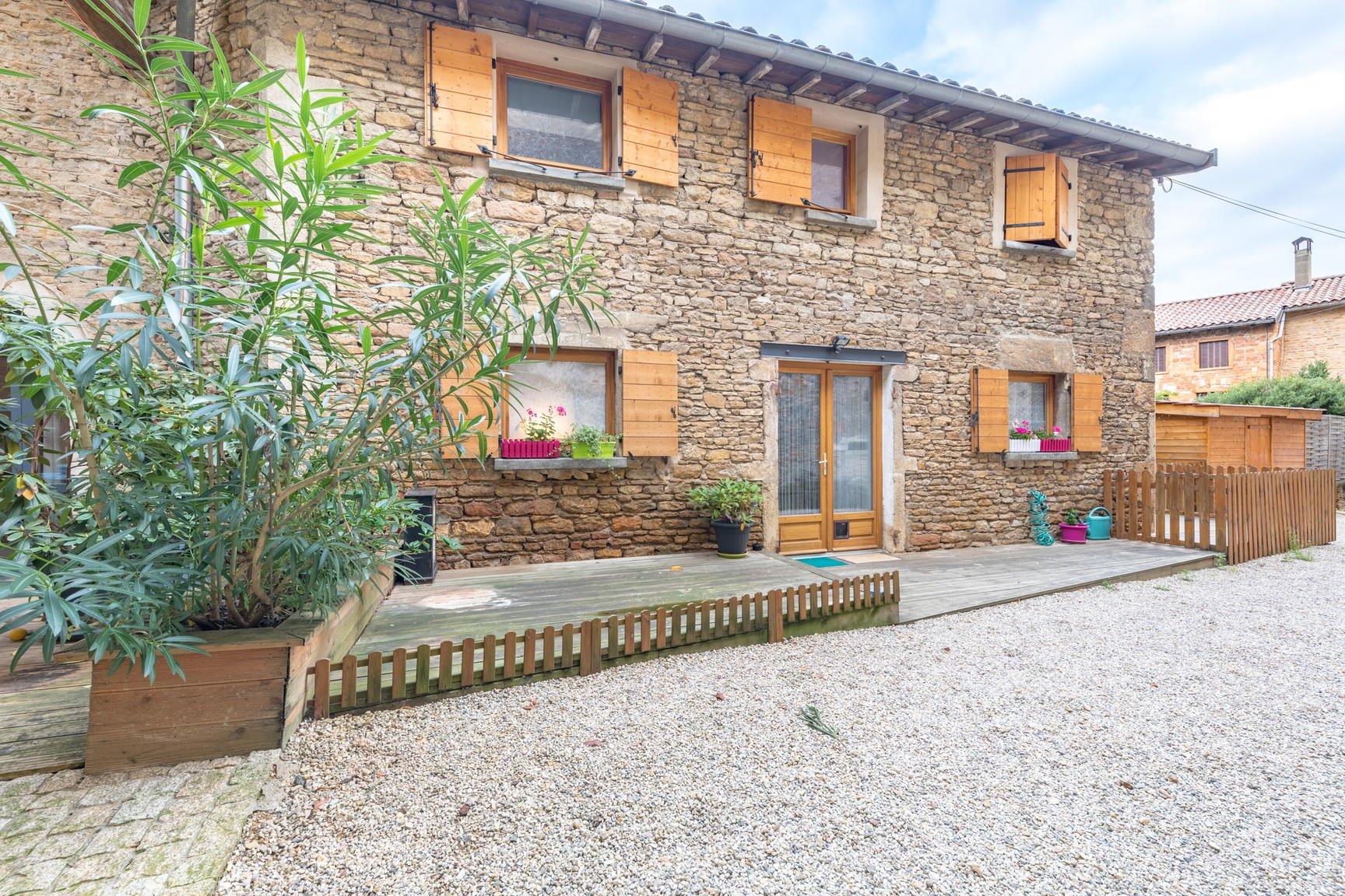 Vente Maison de village Lachassagne