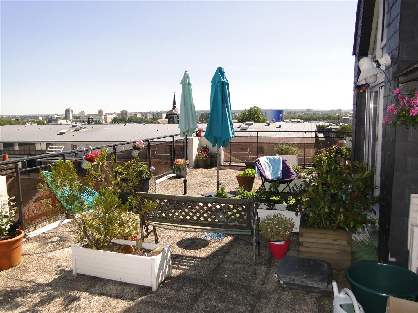 Sale Apartment - Rouen Saint-Gervais