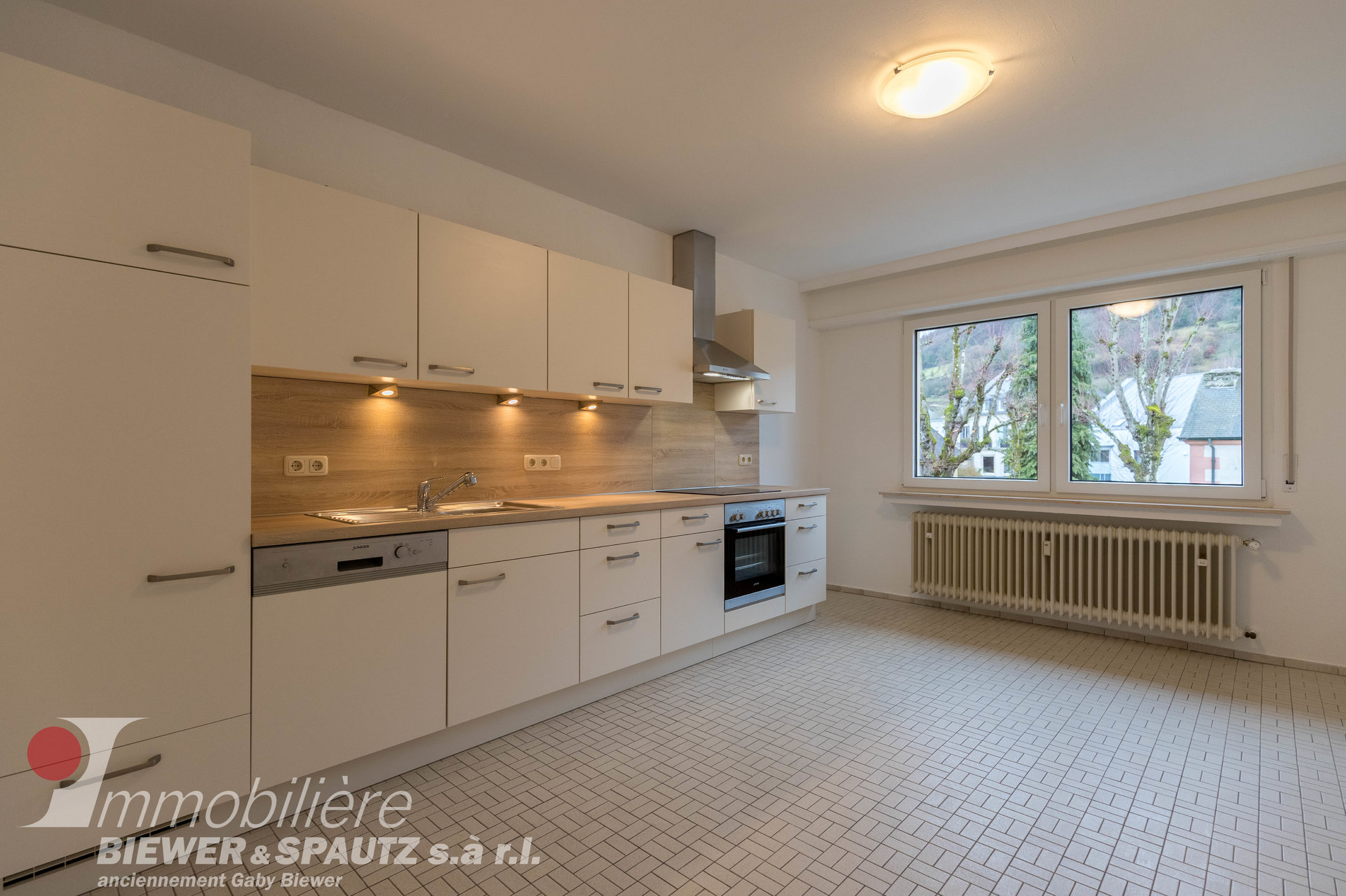 FOR RENT - apartment with 2 bedrooms in Echternach