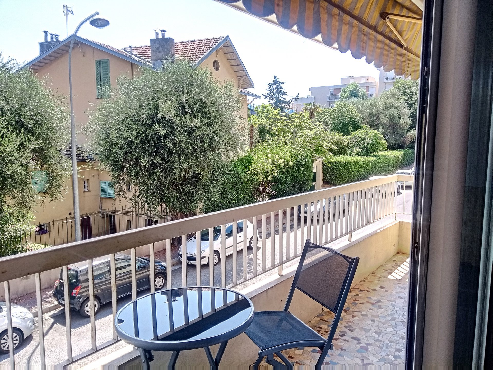 APPARTEMENT 2 PIECES - 50 M2 - CAVE ET PARKING - 06100 NICE SAINT SYLVESTRE