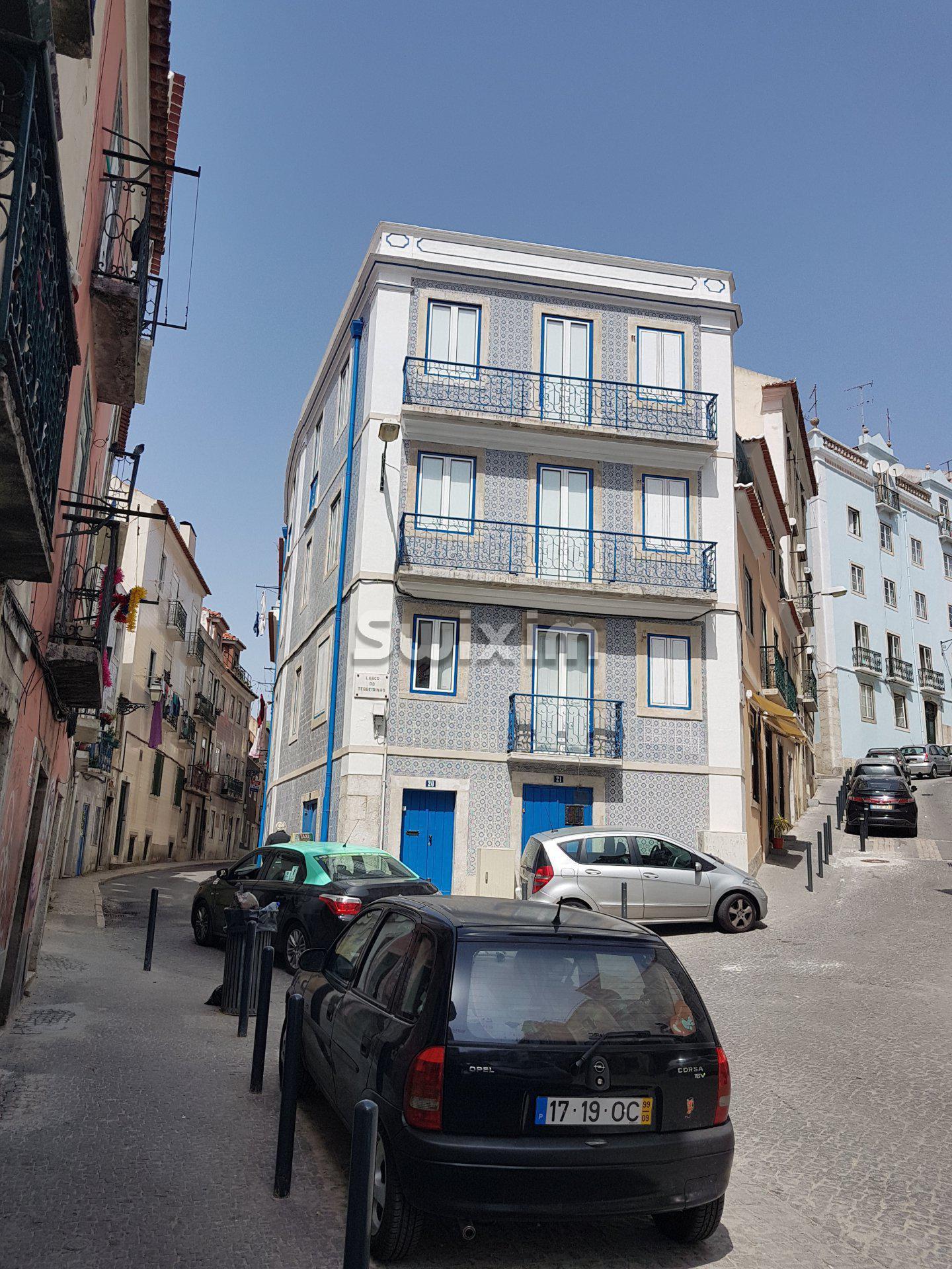 Immeuble Centre Lisbonne