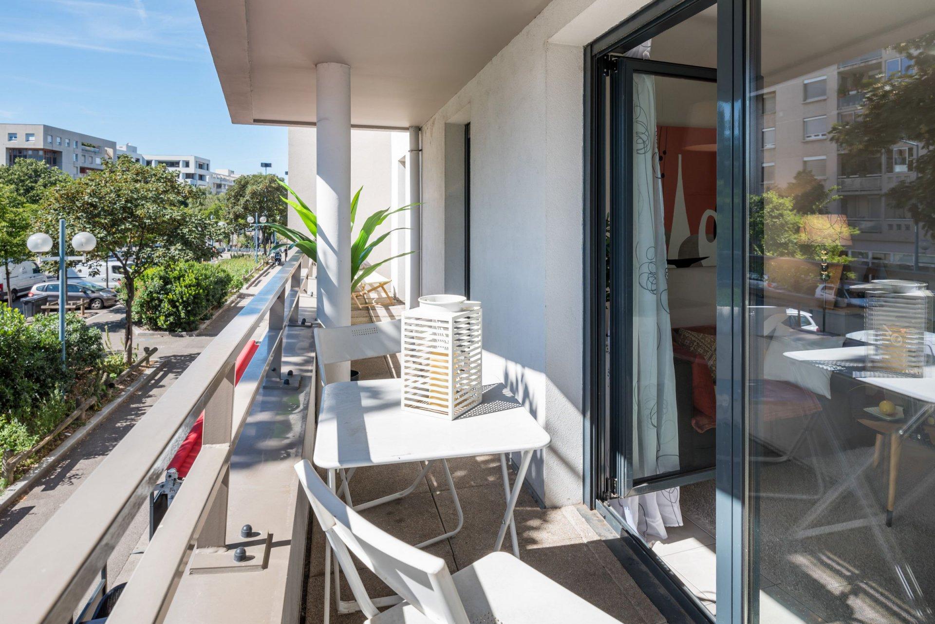 Appartement T3 - Lyon 7