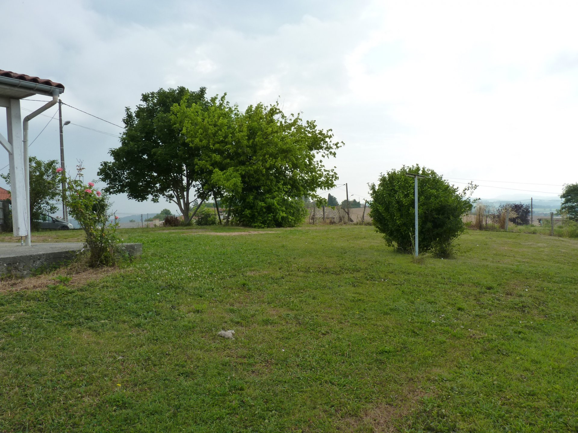 5km from Aurignac, house of 75 m² with views Pyrenees and countryside