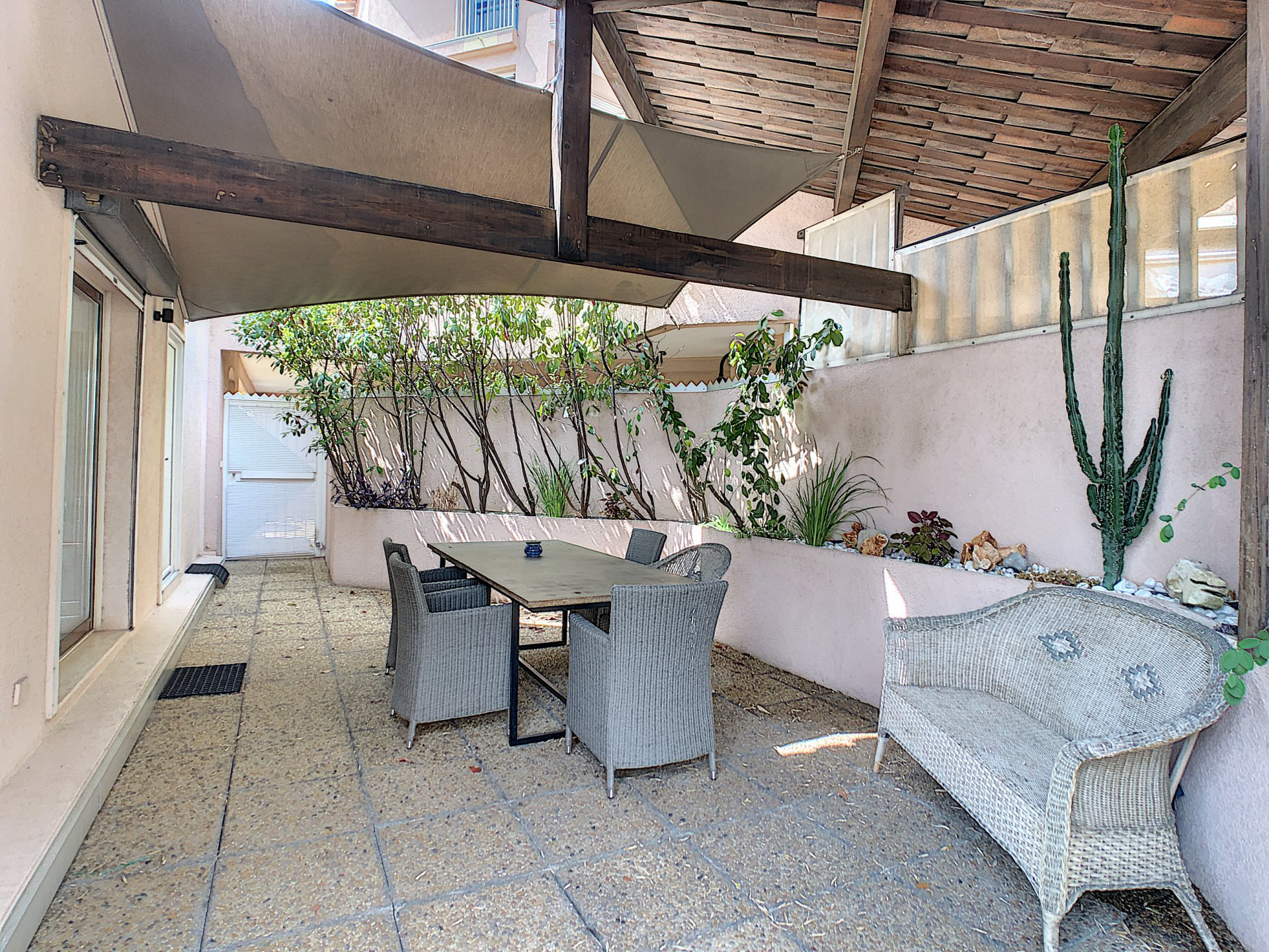 Terrazza di 40 m²