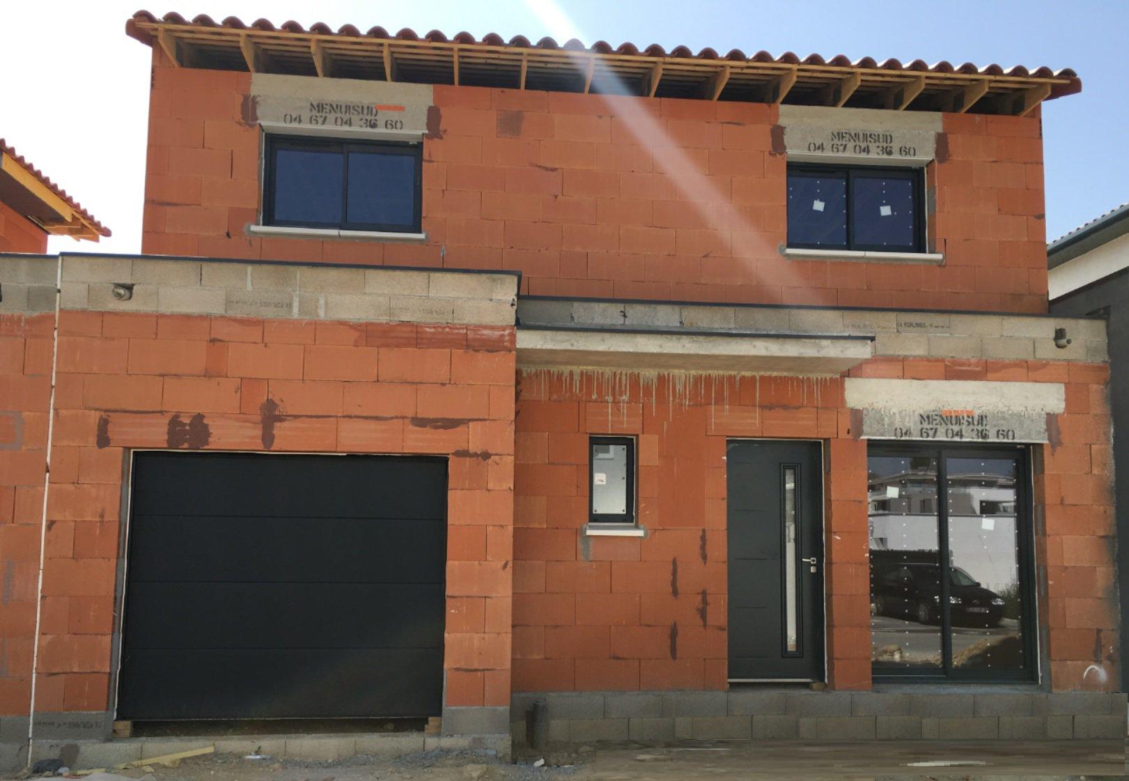 Villa neuve avec garage