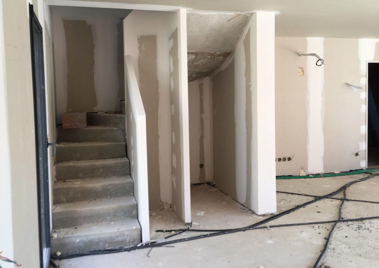 Villa neuve T4 avec Garage avec chambre au rez de chaussée