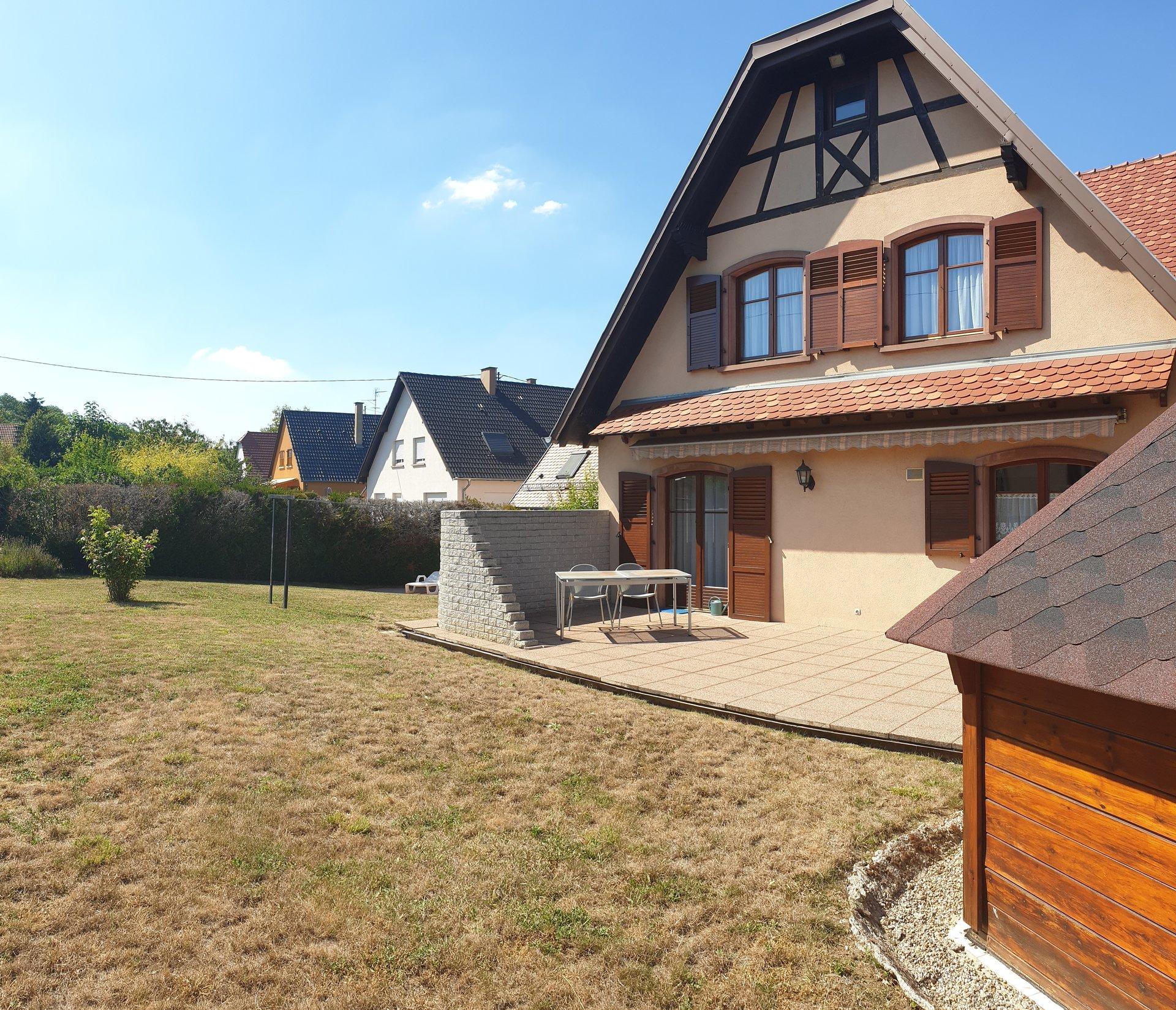Avenheim - Maison sur 5 ares !!