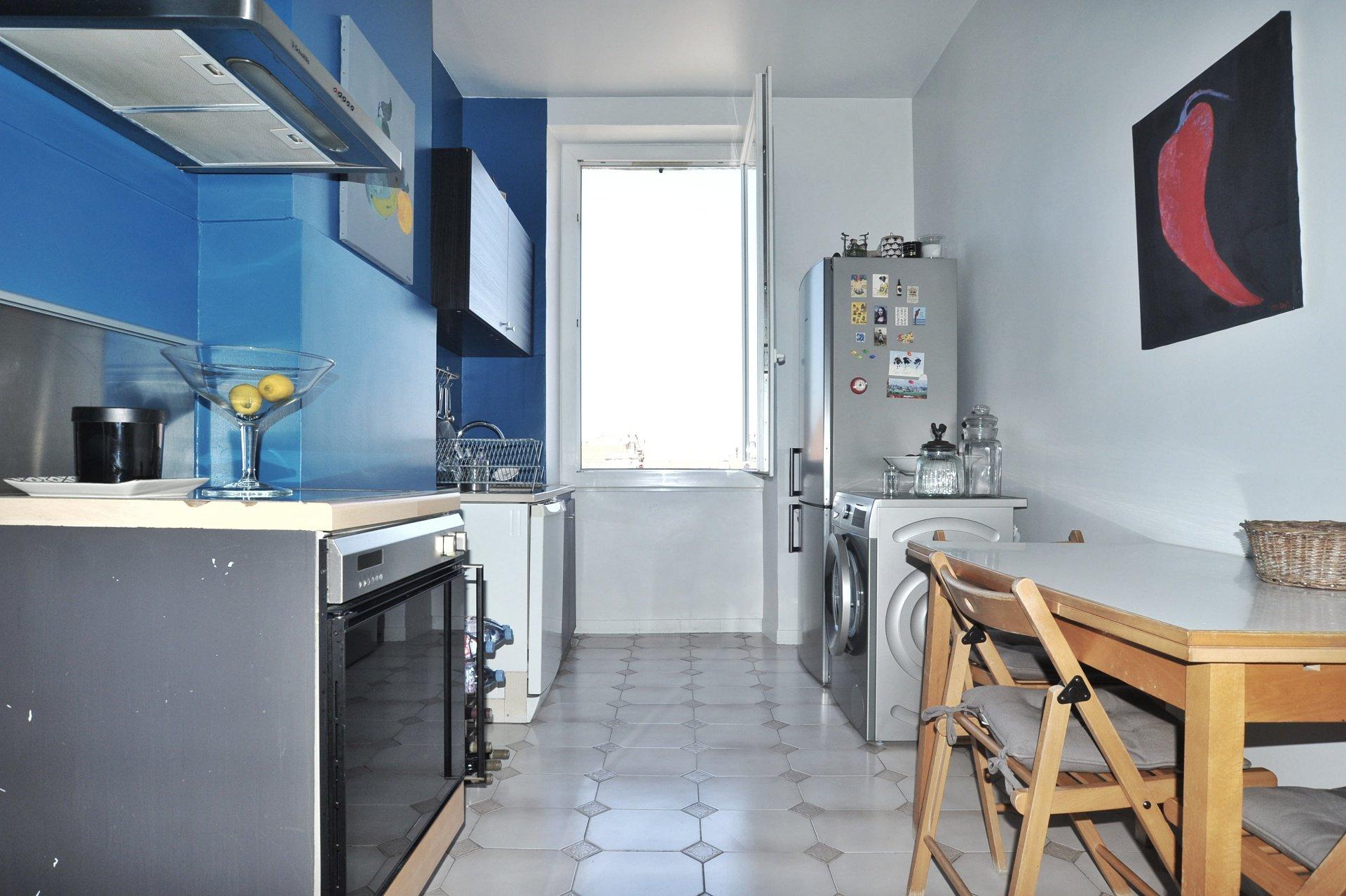 Marseille 6ème - rue St Jacques superbe 3P 88m²
