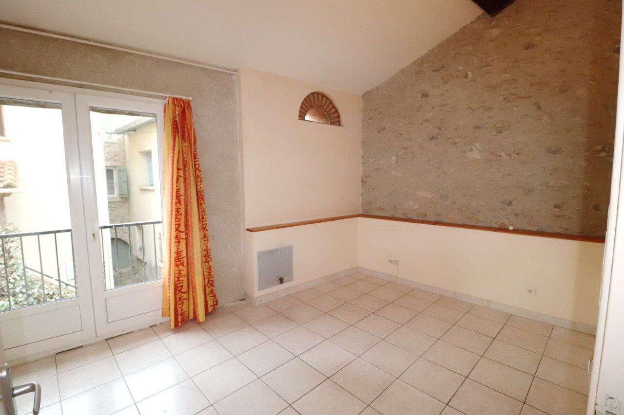 Montesquieu des Albères, Maison de Village en 4 faces avec terrasse