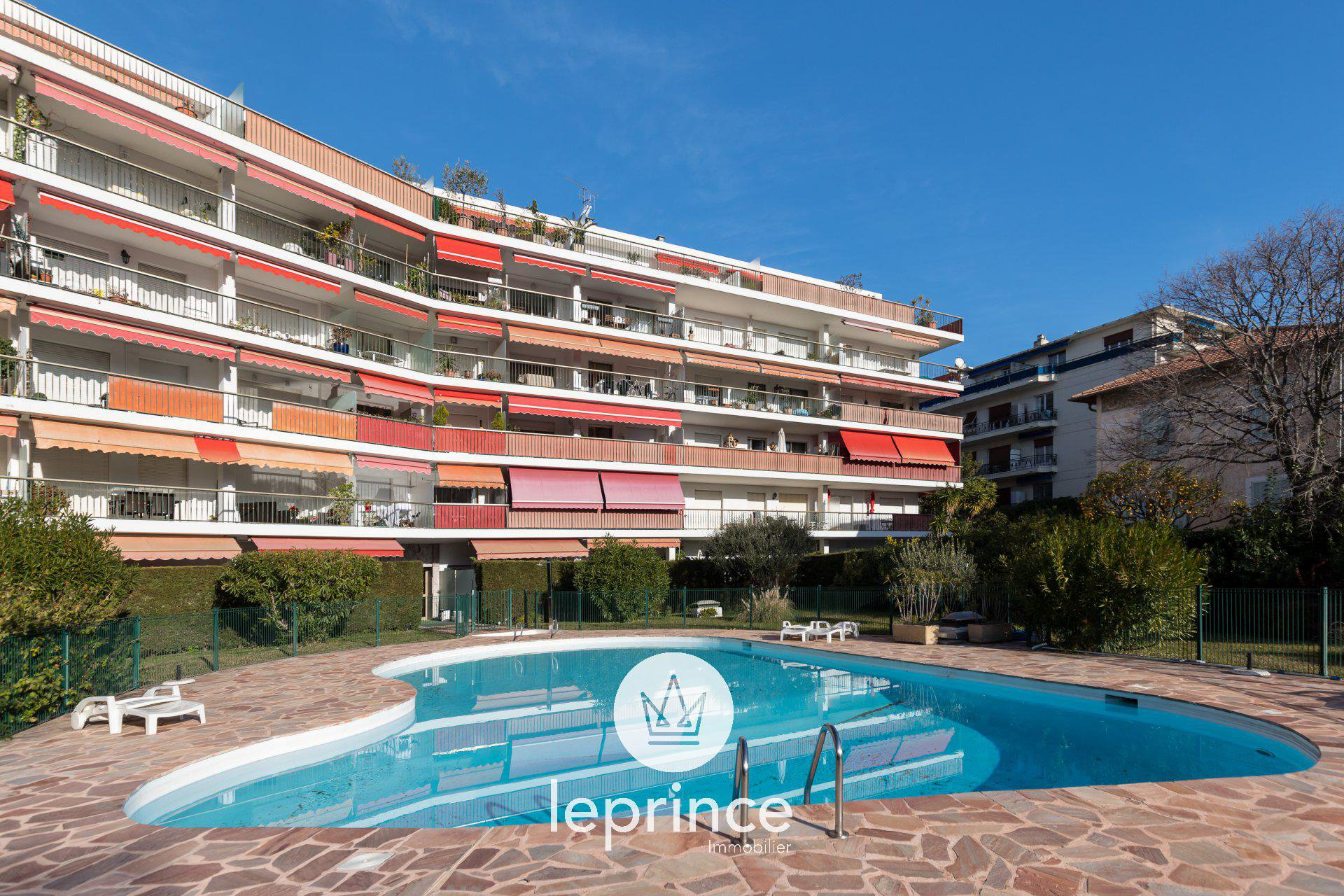 Nice West Fac de Lettres - One Bed Room Terrace Pool